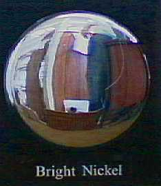 An example of bright nickel.